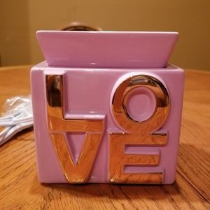 Scentsy Element Warmer - Once in a Lifetime